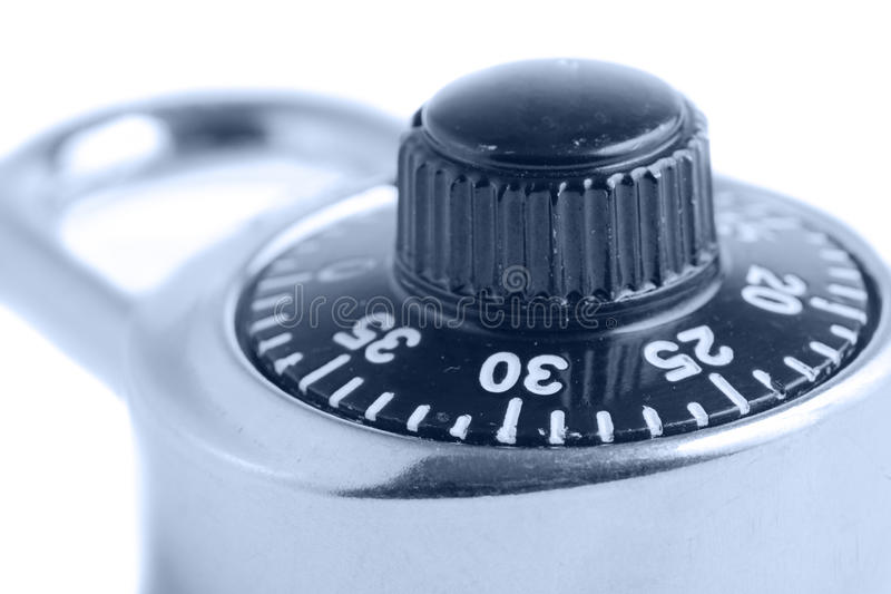 Download Combination Lock stock photo. Image of notches, closed - 26116554