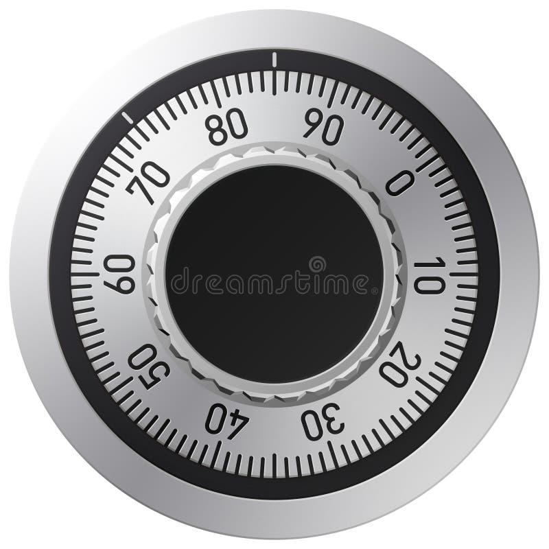 Free Combination Lock Royalty Free Stock Image - 6709876
