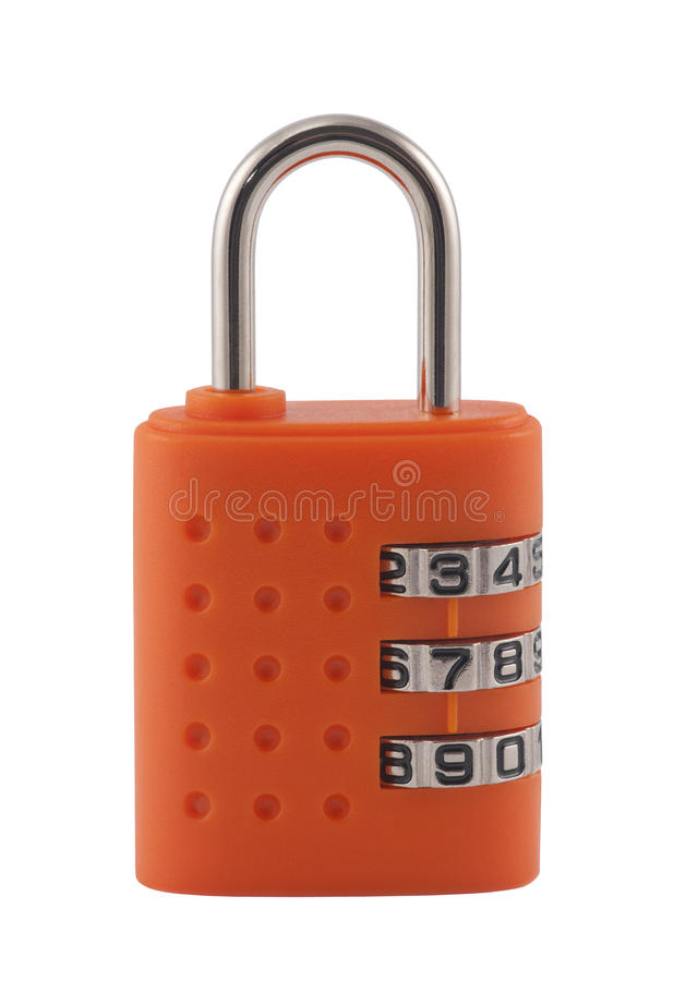 Download Combination Padlock Royalty Free Stock Images - Image: 34426899