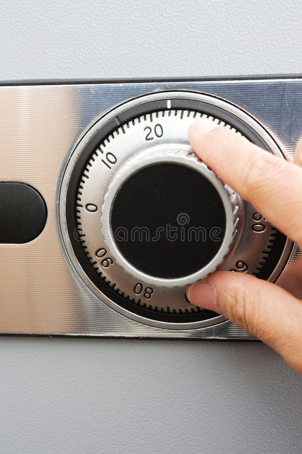 Download Combination safe stock photo. Image of banking, number - 7452028