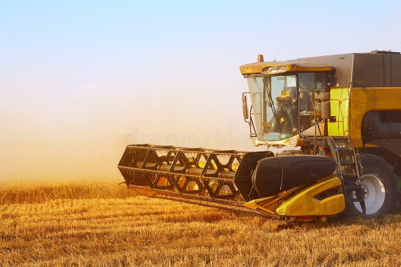 Download Combine harvester stock image. Image of farm, land, agricultural - 20324103