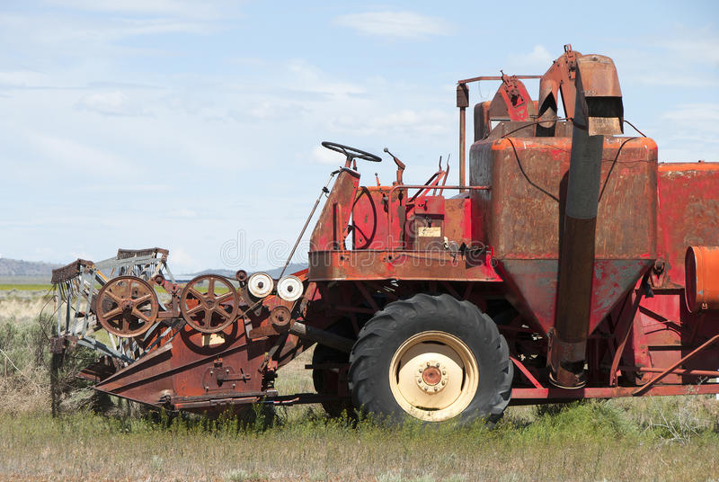Download Combine stock image. Image of machinery, swather, farm - 39501315