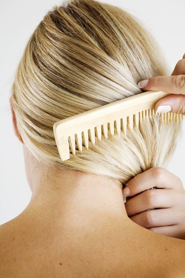 Free Combing Hair Stock Photo - 4132460