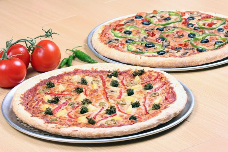 Download Combos de pizzas photo stock. Image du affaire, pizza - 8662680