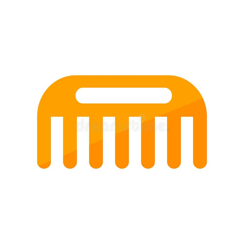 Combs icon vector isolated on white background, Combs sign , ancient history symbols vector illustration
