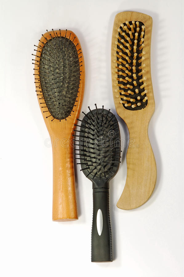 Combs from top