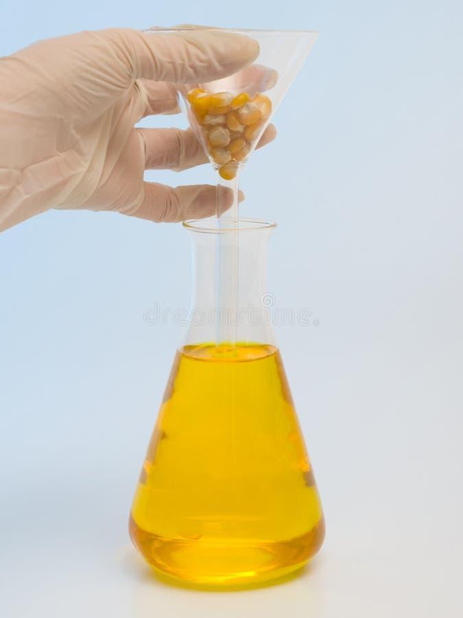 Combustível biológico imagens de stock royalty free