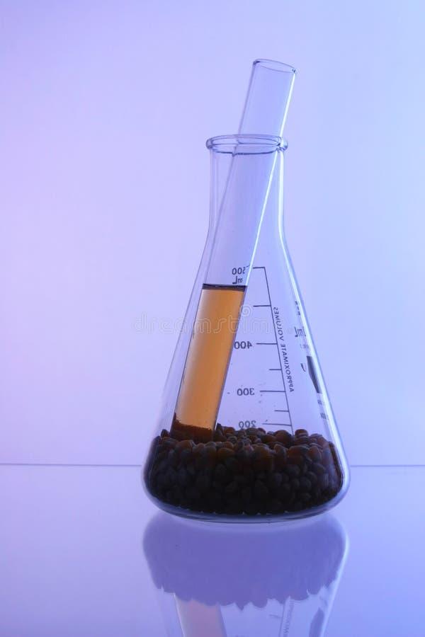 Combustibile biologico 4 fotografie stock