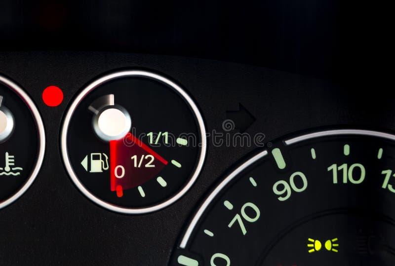 Combustibile cadente gauge2
