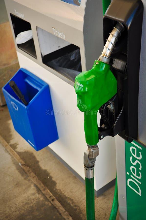 Combustibile diesel immagini stock libere da diritti