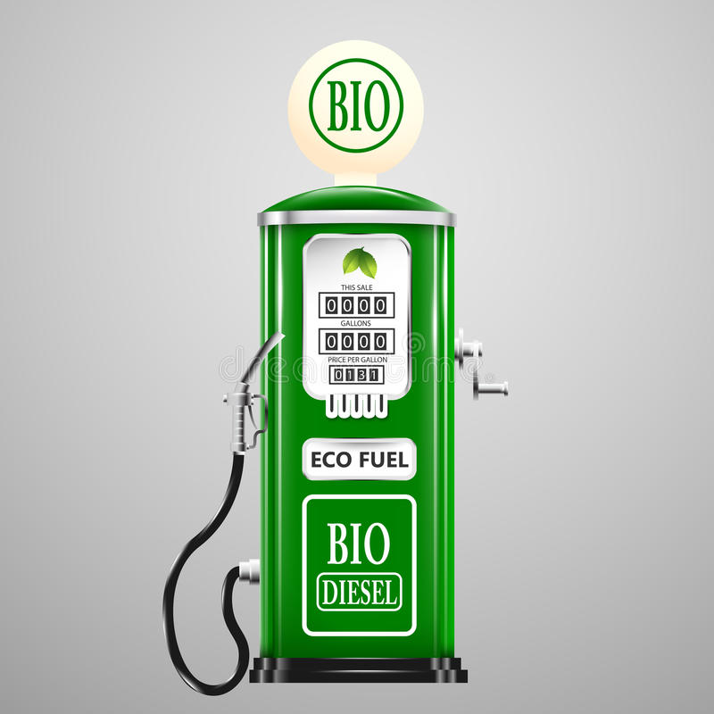 Combustible de Eco libre illustration