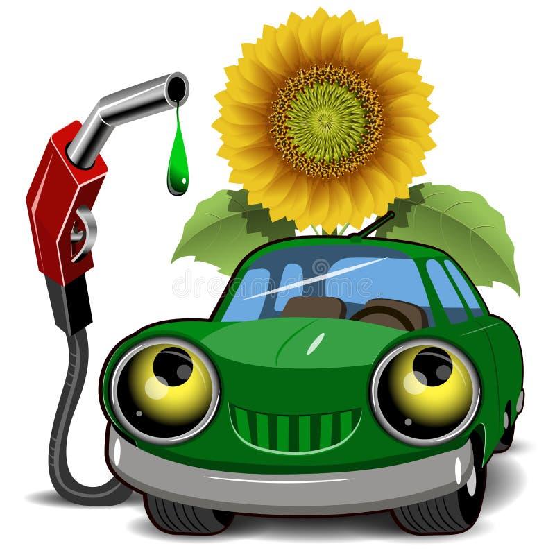 Combustibles biológicos libre illustration