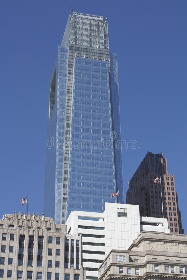 Download Comcast Building, Philadelphia, PA Stock Image - Image: 11388579