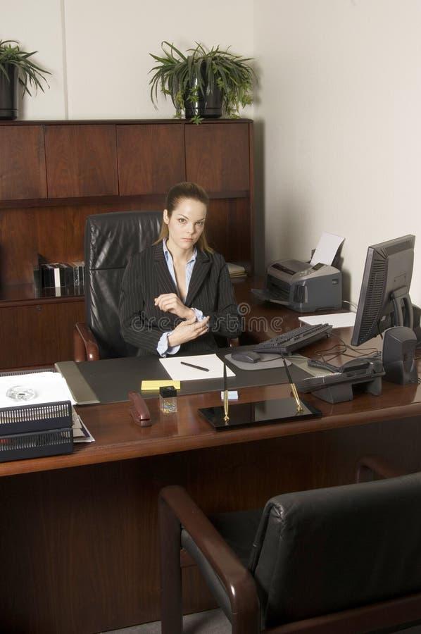 Download Começ O Ajuste Para O Negócio Foto de Stock - Imagem de diálogo, trabalho: 530442