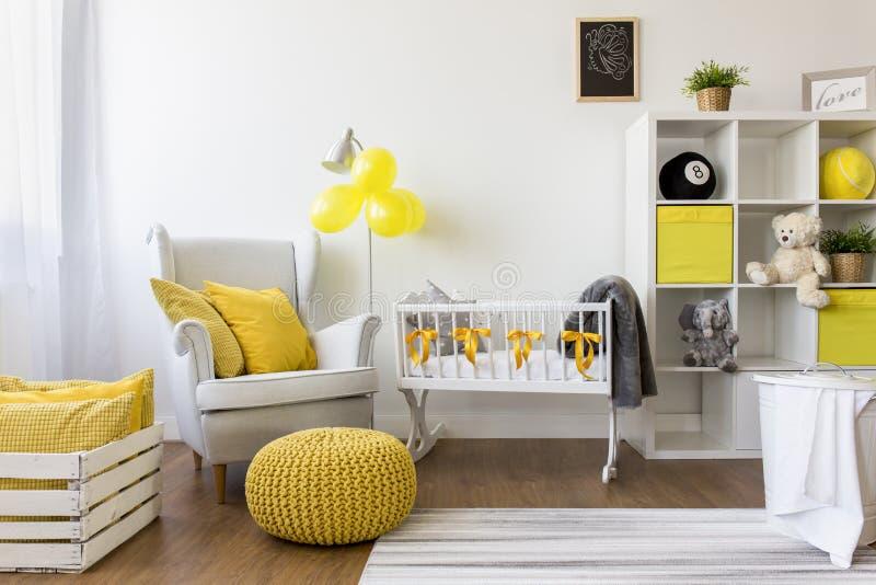 Come decorare una scuola materna fotografie stock libere da diritti