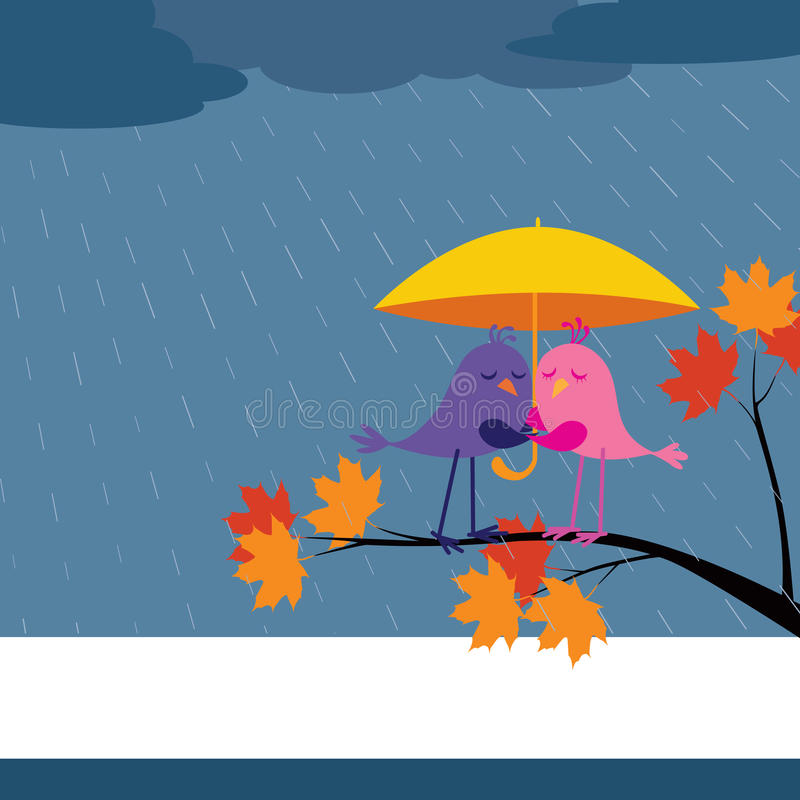 Come Rain Or Shine Royalty Free Stock Images