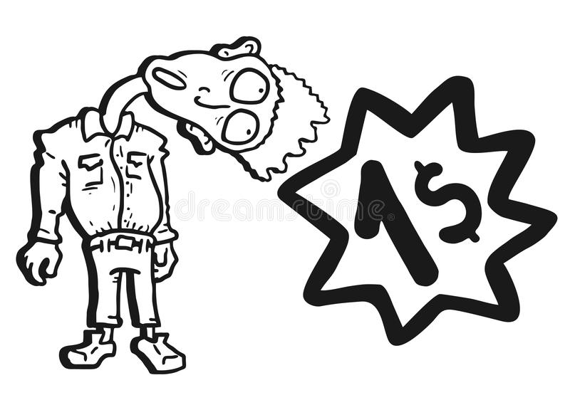 Download Comedy price stock vector. Image of language, drawing - 26746100