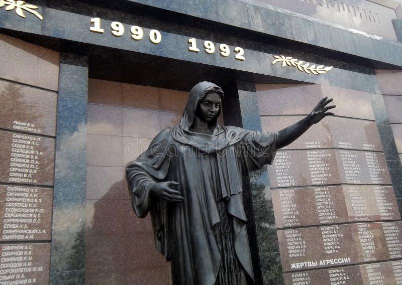 Comemoração do monumento fotos de stock
