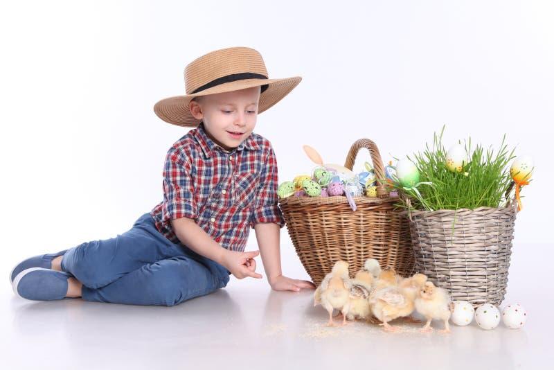 Comemorando Easter imagens de stock