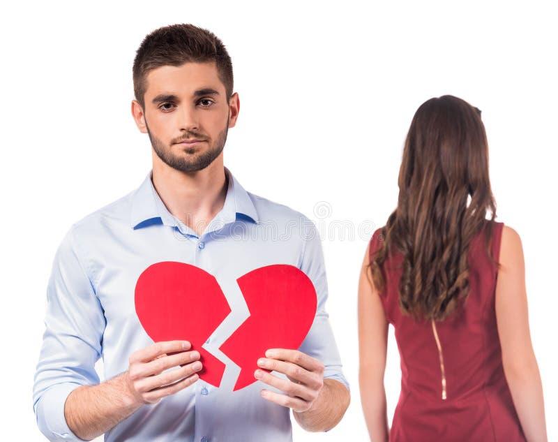 Comemorando o dia de Valentim fotos de stock