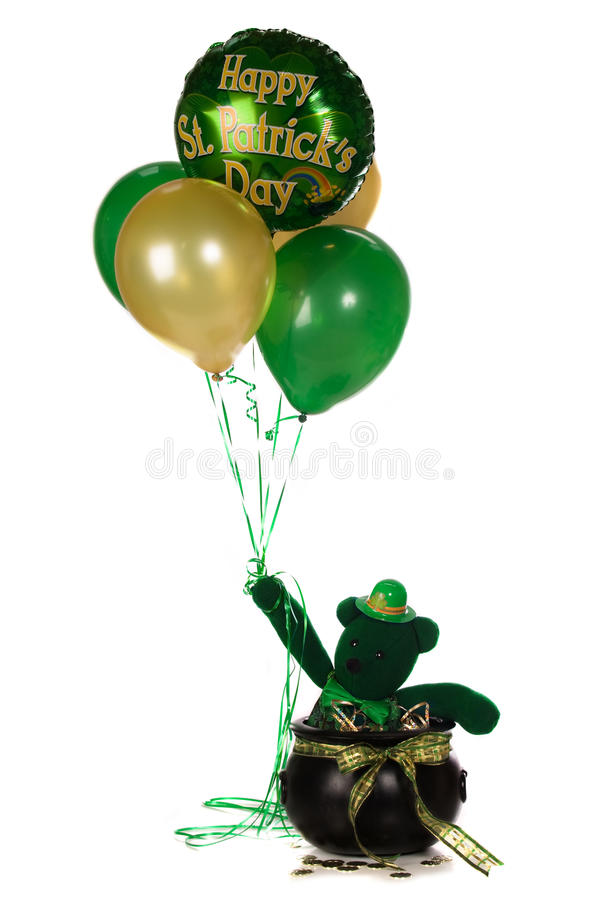 Comemore o dia do St. Patrick fotos de stock royalty free