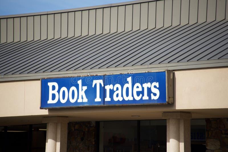 Comerciantes del libro, Memphis, TN imagen de archivo libre de regalías