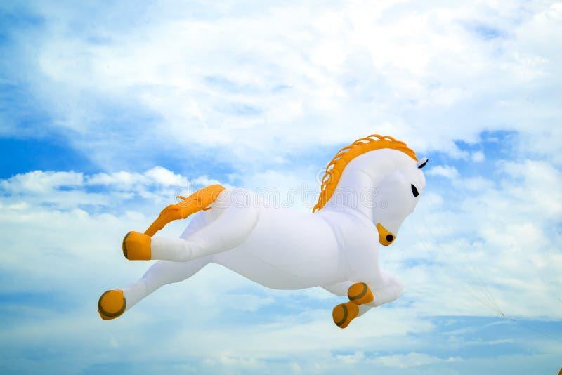 Cometa del caballo imagen de archivo libre de regalías