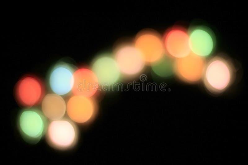 Cometa Di Natale Fotografie Stock