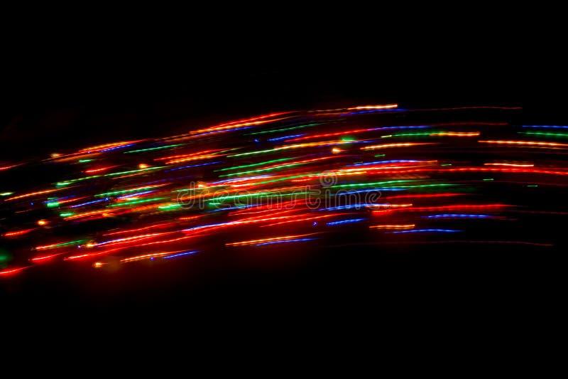 Download Cometas de la Navidad foto de archivo. Imagen de blur - 1287124