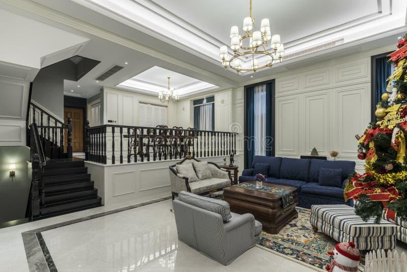 Comfortabel en proper huis royalty-vrije stock afbeelding