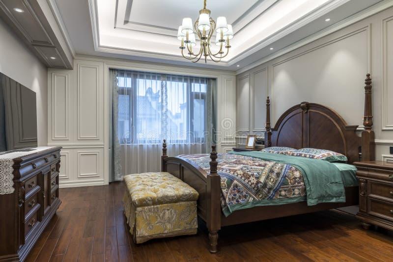 Comfortabel en proper huis stock foto