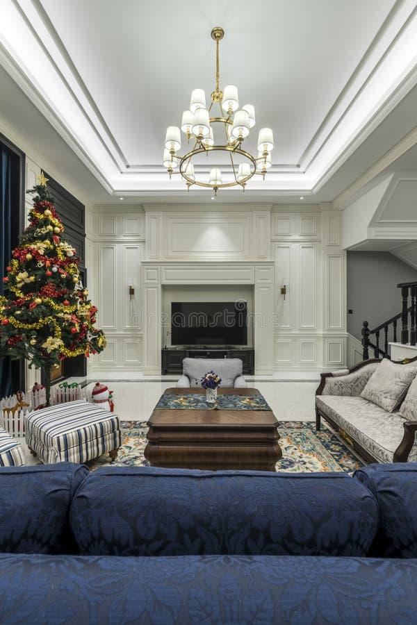 Comfortabel en proper huis royalty-vrije stock fotografie