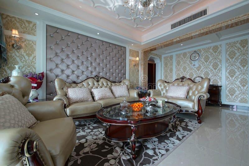 Comfortabel huis royalty-vrije stock foto's