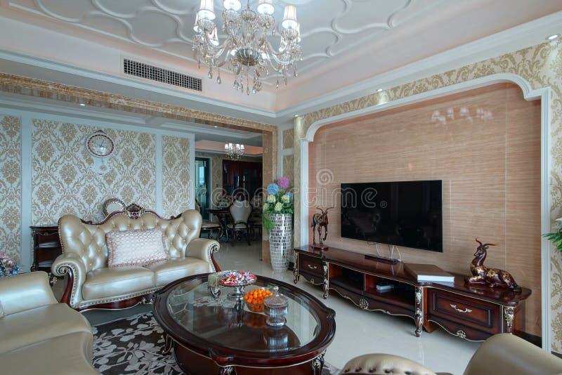 Comfortabel huis stock foto