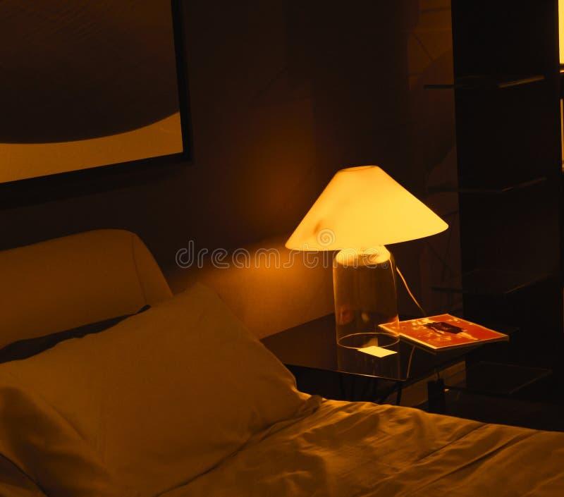 Comfortabel licht royalty-vrije stock afbeelding