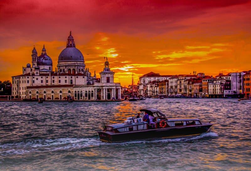 Comfortabele binnenplaatsen van Venetië royalty-vrije stock foto's