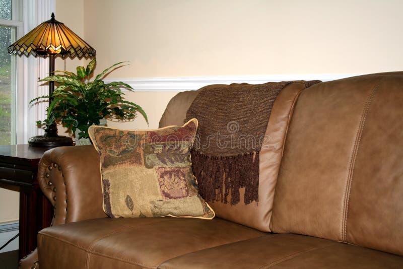 Comfortabele Hoek stock foto's