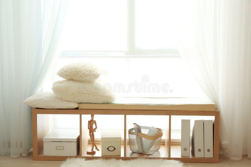 Comfortabele plaats voor rust stock foto's