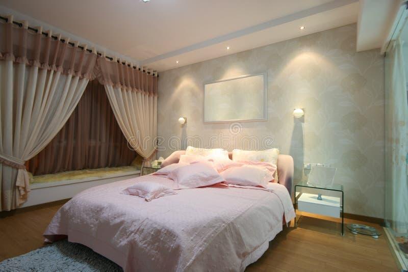 Comfortabele ruimten royalty-vrije stock afbeelding