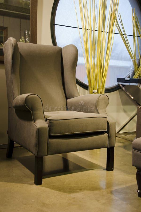 Comfortabele stoel stock afbeeldingen