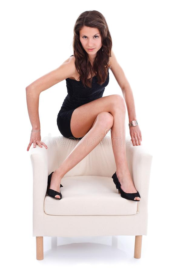 Download A comfortable armchair stock image. Image of background - 29031001