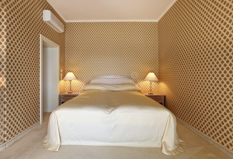 Download Comfortable bedroom stock image. Image of double, bedroom - 20615601