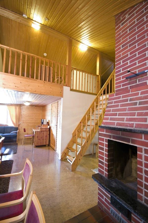 Comfortable cabin