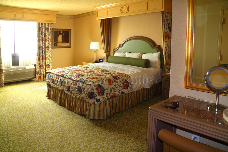 Download Comfortable hotel room stock photo. Image of sleeping - 27393480