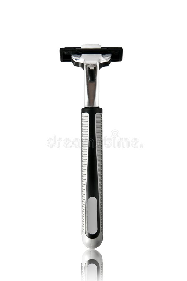 shaving for men stock photo