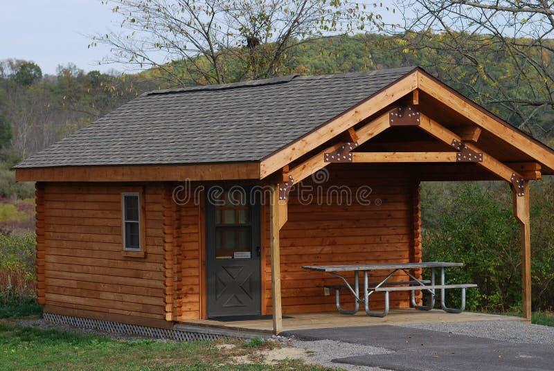 Comfy Cozy Cabin Royalty Free Stock Photos