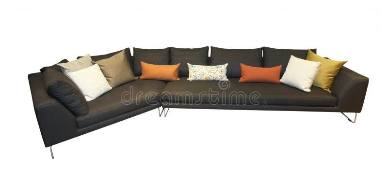 comfy sofa fotografering för bildbyråer