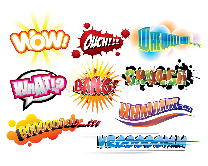 Download Comic Book Explosion Royalty Free Stock Photography - Image: 9364207