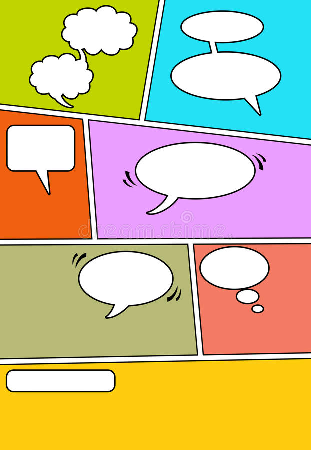 Comic page 1 stock vector illustration of page chatting 33654009 download comic page 1 stock vector illustration of page chatting 33654009 maxwellsz