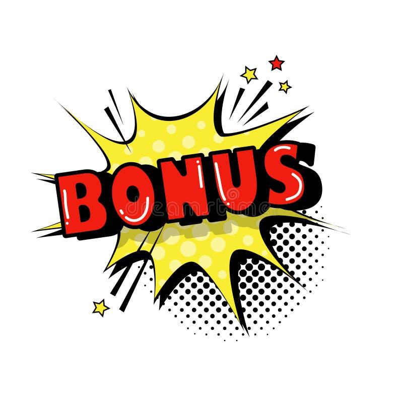 Bonus Comic Stock Illustrations – 670 Bonus Comic Stock Illustrations,  Vectors & Clipart - Dreamstime